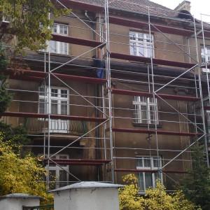 rekonstrukce budov