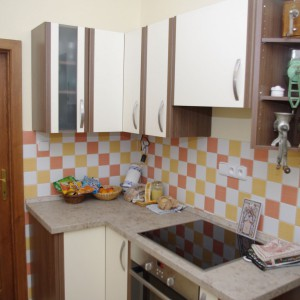 interiér kuchyň