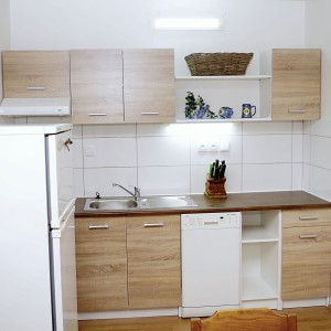 instalatérské práce v kuchyni