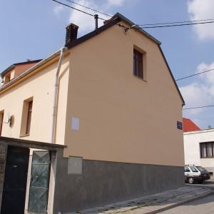 stavba domku